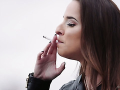 Smoking hot Hungarian babe Amirah Adara needs to get fucked