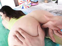 Айви Лабель балует анального жопофила своим пышным пердаком
