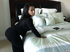 Estate agent Priya Price gets fucked hard in a house she tries to sell